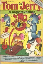 Tom és Jerry (Hetedik füzet) - Régikönyvek