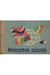 Nemzetek zászlói - Régikönyvek