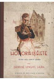 Honoria új élete - Régikönyvek