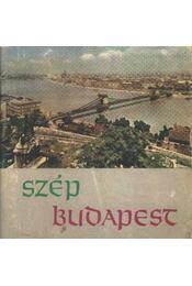 Szép Budapest - Régikönyvek