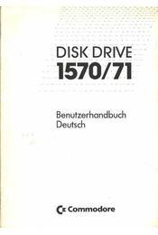 Disk Drive 1570/71 - Régikönyvek