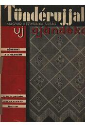 Tündérujjak 1934. november X. évf. 11. (115.) szám - Régikönyvek