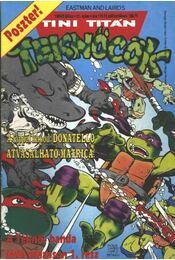 Tini Titán Teknőcök 1994/5. július 31. szám - Régikönyvek