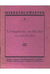 Livingstona, az élő kő - Régikönyvek