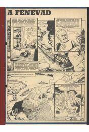 A fenevad (Füles 1984. 35-40. szám 1-6. rész) - Régikönyvek