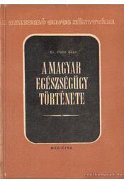 A magyar egészségügy története - Régikönyvek