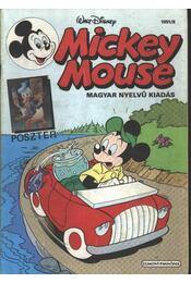Mickey Mouse 1991/8 - Régikönyvek