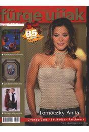 Fürge ujjak 2005. 12. szám december - Régikönyvek