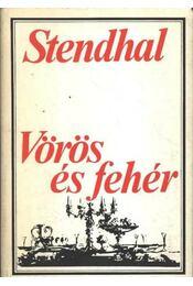 Vörös és fehér I-II. kötet - Régikönyvek