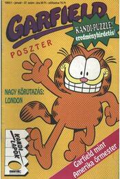 Garfield 1993/1. 37. szám - Régikönyvek