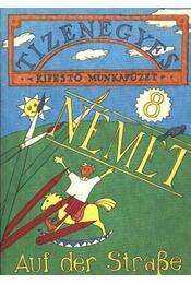 Tizenegyes kifestő munkafüzet 8. - Régikönyvek
