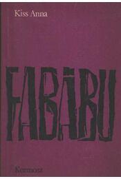 Fabábu - Régikönyvek