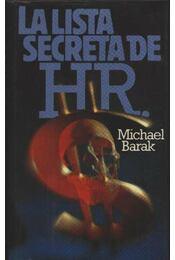 La lista secreta de HR - Régikönyvek