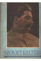 Szovjet kultúra 1950. december 12. szám - Régikönyvek
