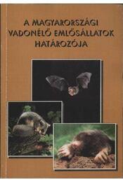 A magyarországi vadonélő emlősállatok határozója - Régikönyvek