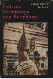 Hatszázharmincegy nap Burmában - Régikönyvek