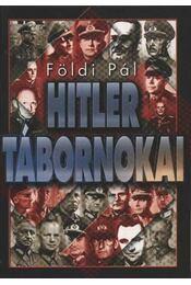 Hitler tábornokai - Régikönyvek