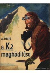 A K2 meghódítása - Régikönyvek