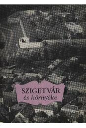 Szigetvár és környéke - Régikönyvek