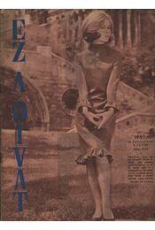 Ez a divat 1965. év 1., 8. szám - Régikönyvek