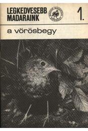 Legkedvesebb madaraink 1. - Régikönyvek