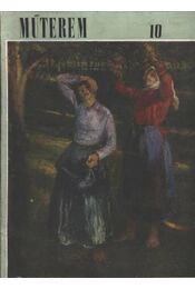 Műterem 10. 1958. október I. évfolyam 10. szám - Régikönyvek