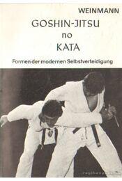 Goshin-jitsu no Kata - Addamiani, Silvano - Régikönyvek