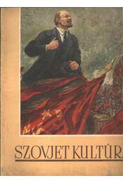 Szovjet kultúra 1950. január 1. szám - Régikönyvek