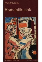 Romantikusok - Régikönyvek
