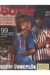 Special Burda 1990- tavasz-nyár - Régikönyvek
