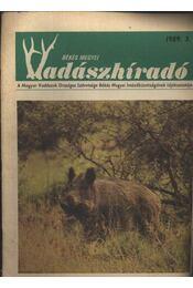 Békés megyei Vadászhíradó 1989/3. - Régikönyvek