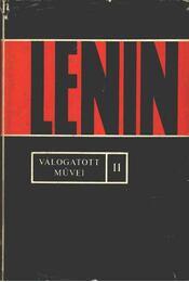 Lenin válogatott művei II. - Régikönyvek
