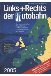 Links + Rechts der autobahn - Régikönyvek