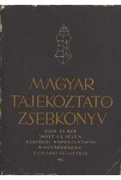 Magyar tájékoztató zsebkönyv - Régikönyvek