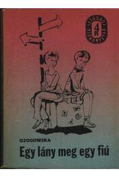 Egy lány meg egy fiú I-II. kötet - Régikönyvek