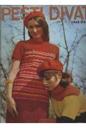 Pesti Divat 1968 ősz - Régikönyvek