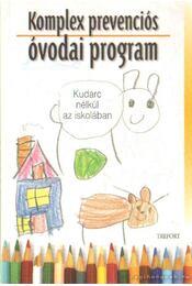 Komplex prevenciós óvodai program - Régikönyvek