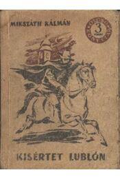 Kisértet Lublón - Régikönyvek