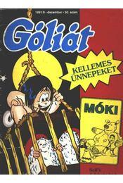 Góliát 1991/8. december 50. szám - Régikönyvek
