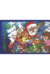 Erdei karácsony - Régikönyvek