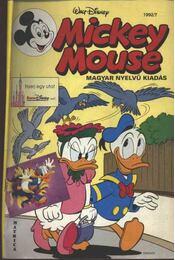 Mickey Mouse 1992/7 - Régikönyvek