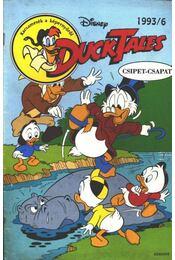 Duck Tales 1993/6 - Régikönyvek