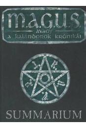 Summarium - A Teremtés Könyvei - Régikönyvek