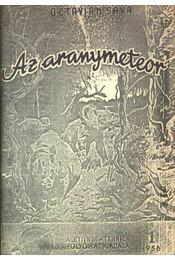Az aranymeteor I-II. - Régikönyvek