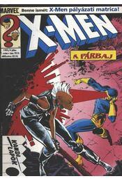 X-Men 1993/4. szám július - Régikönyvek