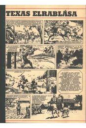 Texas elrablása ( Füles1972. 31-40 szám 1-10 rész) - Régikönyvek
