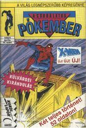 A csodálatos pókember 1992/4. 35. szám - Régikönyvek
