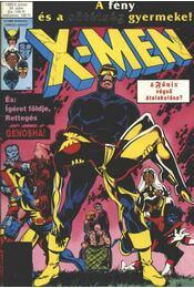 X-Men 1995/3 június 24. szám - Régikönyvek
