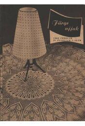 Fürge Ujjak 1960. IV. évfolyam (Hiányos) - Régikönyvek