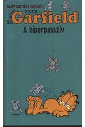 Zseb-Garfield 55. szám - Régikönyvek